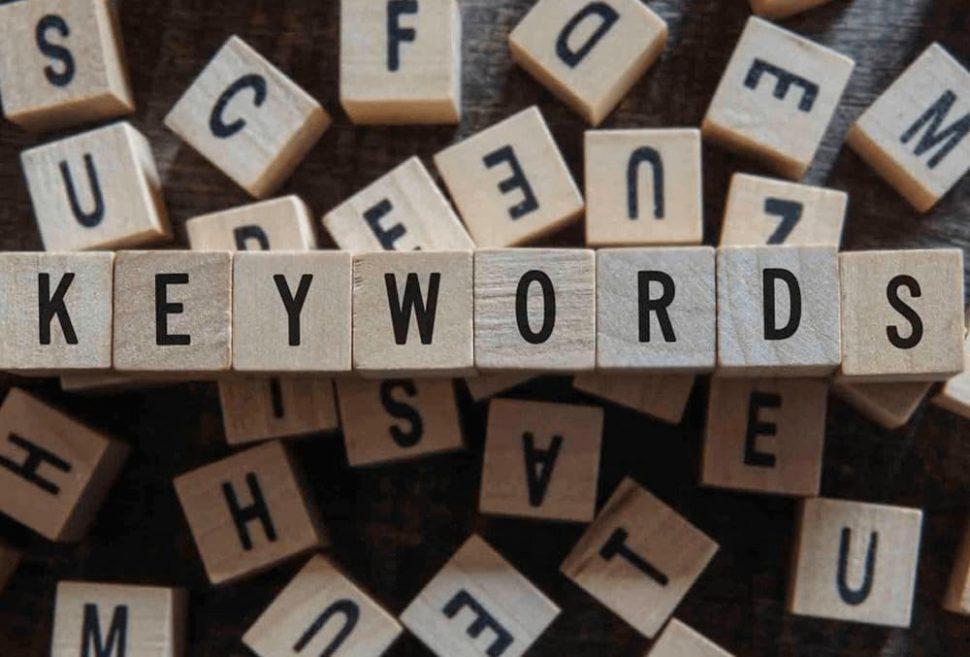 Estrategia de keywords