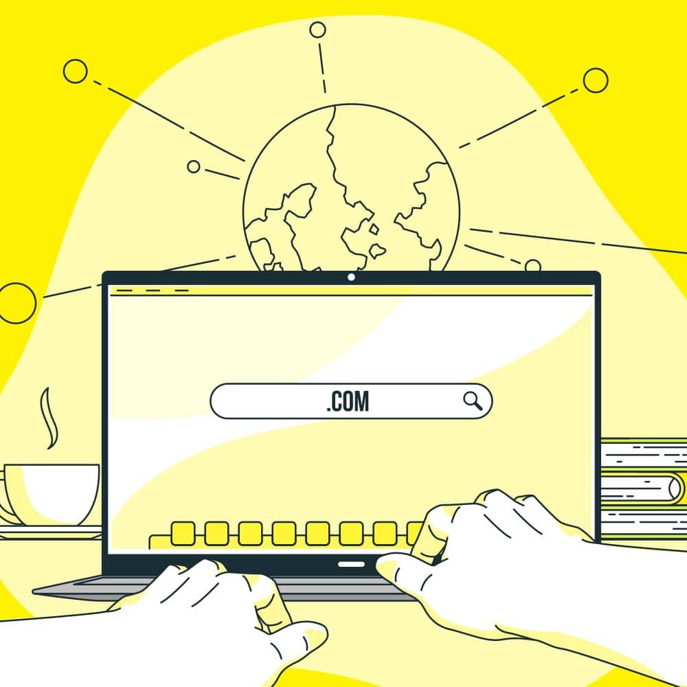 dominio para mi sitio web